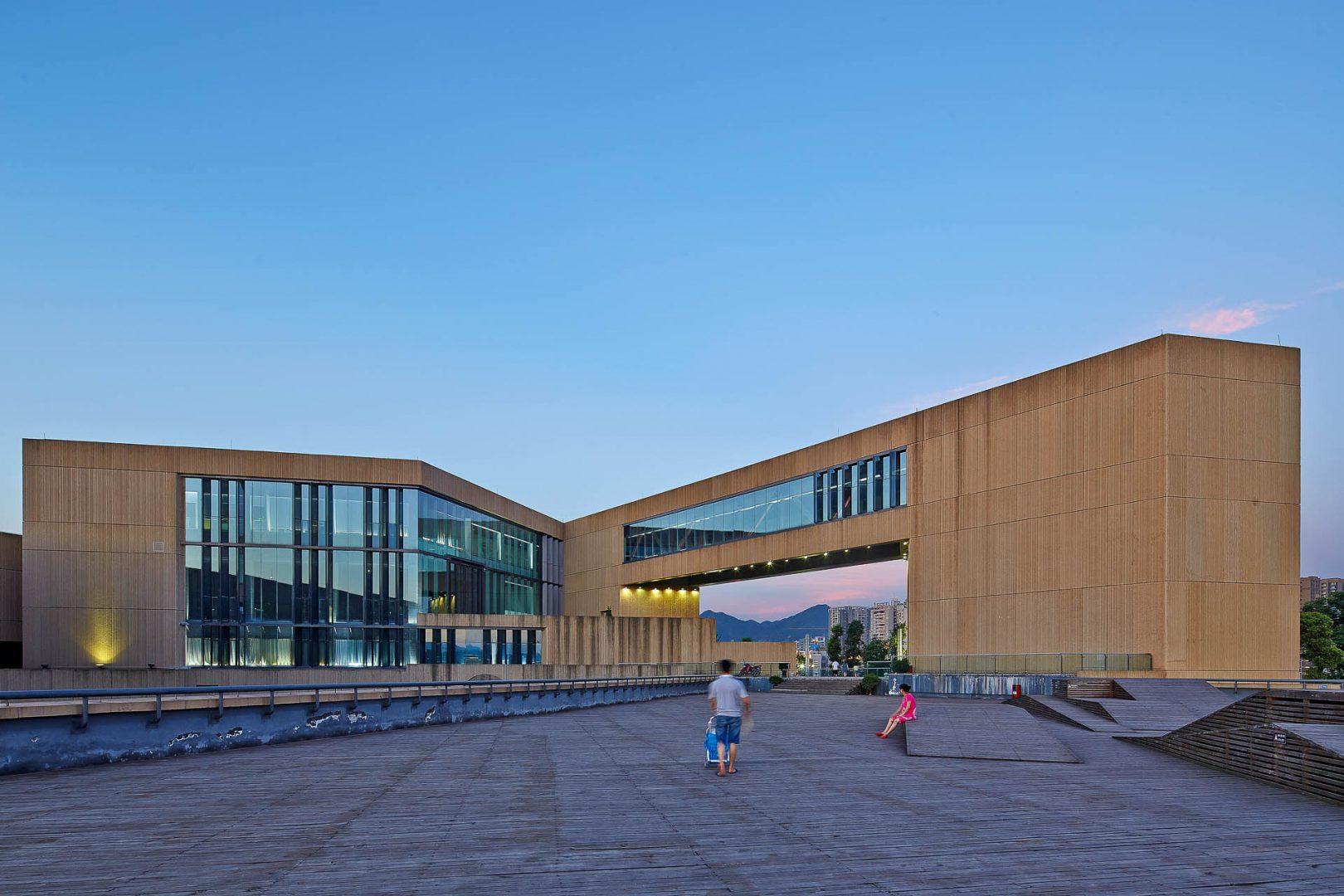 重庆璧山规划展览馆