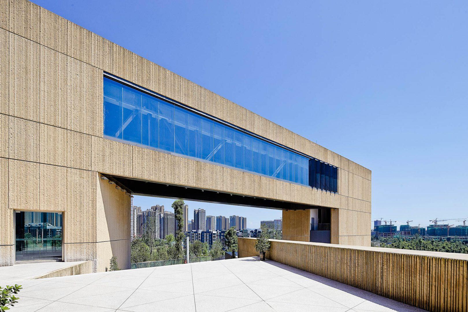 Chongqing Bishan Planning And Exhibition Hall Tanghua