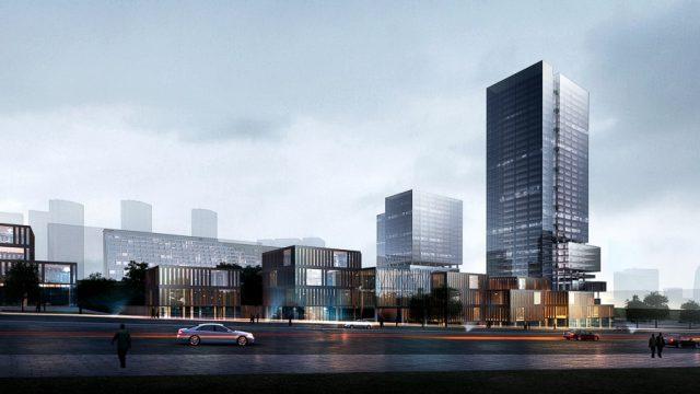 Guiyang Tabacco Jinyang Project  U2013 Tanghua Architects